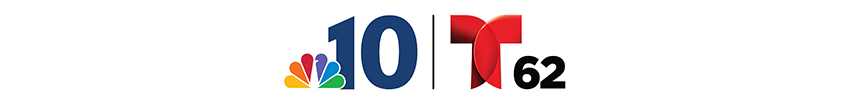 Logos for NBC10 and T62, official partners for the CultureFest! series.