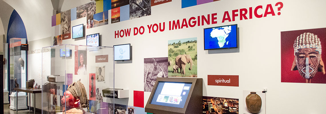 Imagine Africa Special Exhibition Penn Museum