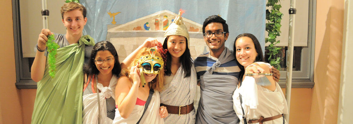 Student Events at the Penn Museum