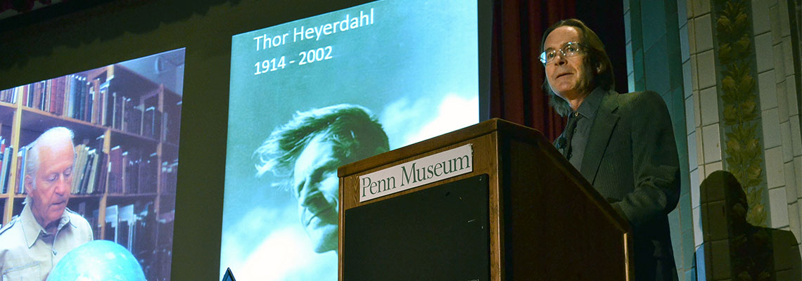 Great Lectures Series at the Penn Museum