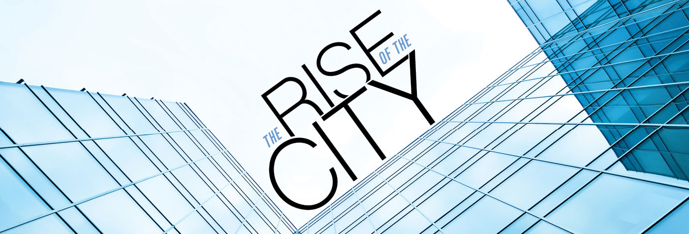Rise of the City Logo