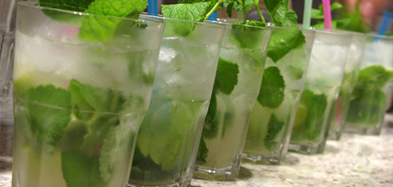 Photo of mojitos