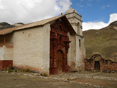 Santa Bárbara Church