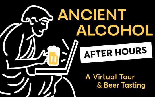 Ancient Alcohol After Hours Beer Tour