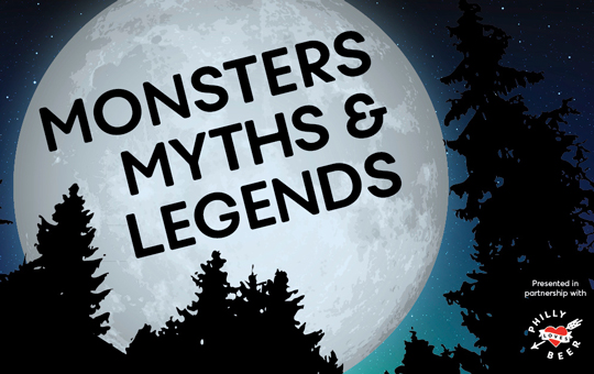 Monsters, Myths, and Legends