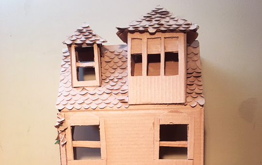 An image of the activity Create a Model House