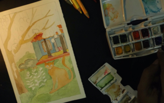 An image of the activity Storytelling with Mughal Miniature Paintings