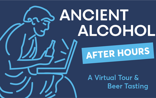 Ancient Alcohol After Hours: Tour and Beer Tasting