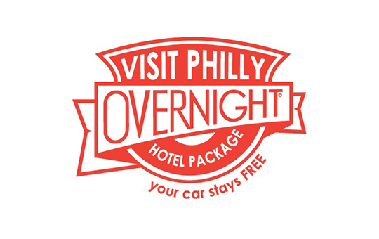 Visit Philly Overnight Logo